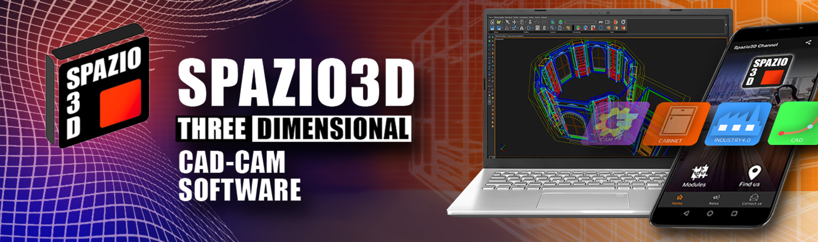 SPAZIO3D FOR THE INDUSTRY
